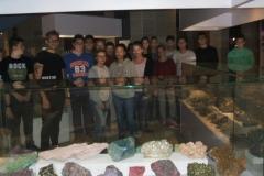 Természettudományi Múzeumban